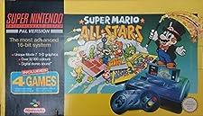 Limited Edition Super Mario Allstars Super Nintendo Entertainment System (SNES) Console