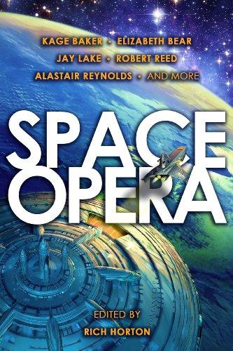 Space Opera (English Edition)