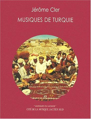 Musiques de Turquie +CD