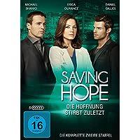 Saving Hope - Die Hoffnung stirbt zuletzt - Die komplette zweite Staffel