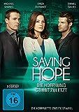 Saving Hope - Die Hoffnung stirbt zuletzt - Die komplette zweite Staffel [5 DVDs] [Edizione: Germania]