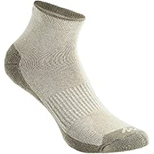 2 X Chaussettes BEIGES coton - Taille 35 à 38 (EU) - Tout usage