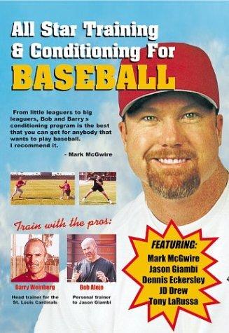 All Star Training & Conditioning Baseball [DVD] [2003] [Region 1] [US Import] [NTSC] -