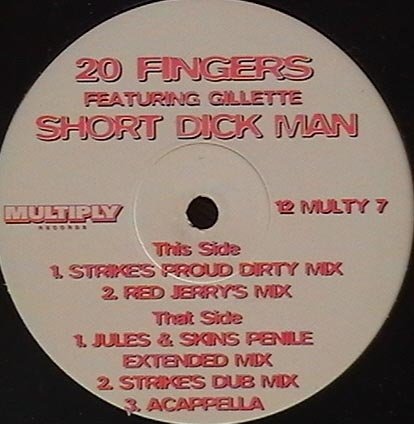 20-fingers-gillette-short-dick-man-multiply-records