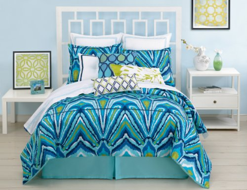 trina-turk-3-piece-peacock-comforter-set-king-blue-by-trina-turk