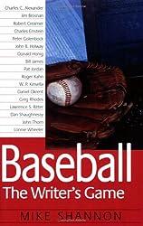 Baseball: The Writer's Game
