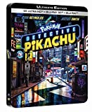 Pokémon-Détective Pikachu [Ultimate Edition-4K Ultra HD 3D + Blu-Ray-Boîtier SteelBook Limité]...
