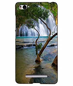 Snazzy Printed Back Cover for XIAOMI MI 4I