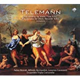 Telemann: Complete Trio Sonatas