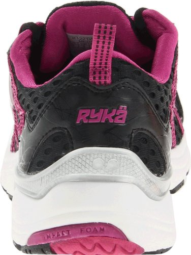 Ryka Hydro Sport Stoff Cross-Training Black/dark Pink/grey