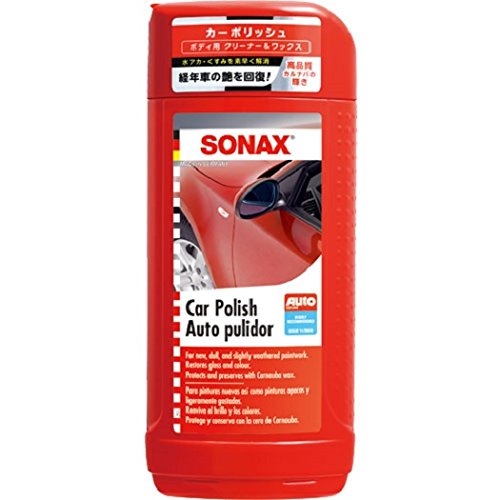 SONAX 03002000-544 lucidante per auto, 500 (Armor All Car Wax)