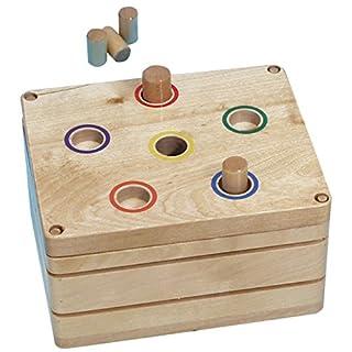 Sechs gewinnt, Ab in die Box Würfelspiel / Kultspiel