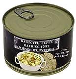 MFH Kartoffelsuppe m.Wiener Würst. Vollkonserve, 400 g, 7% Mwst.