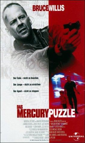 Universal/Polygram Das Mercury Puzzle [VHS]
