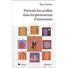 Prévenir les conflits dans les partenariats d'innovation (FNEGE)