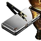Hülle für Sony Xperia Z3+ / Z3 Plus, Vandot Luxus Mirror