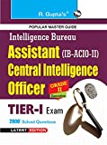 #1: IB: Asst Central Intelligence Officers (ACIO) Grade-II/Executive Exam Guide