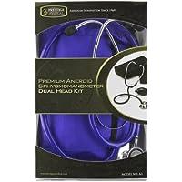NCD Medical/Prestige Medical - Juego de tensimetro de brazo y estetoscopio (funda incluida)