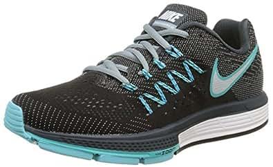 06a55ec4c3bf Nike Womens Air Zoom Vomero 10 717441 001 Black Teal White Size 9 ...