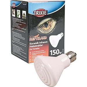 Trixie 76103 Keramik Infrarot-Wärmestrahler, 150 W, ø 90 x 130 mm