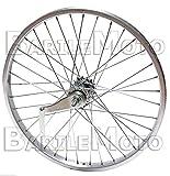 Ruota/Cerchio Posteriore CONTROPEDALE Bici Mountain Bike - Cruiser 26 x 1.75