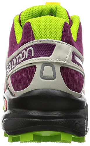 Salomon Damen Speedcross 3 Trail Runnins Sneakers Violett 7lH5FV7
