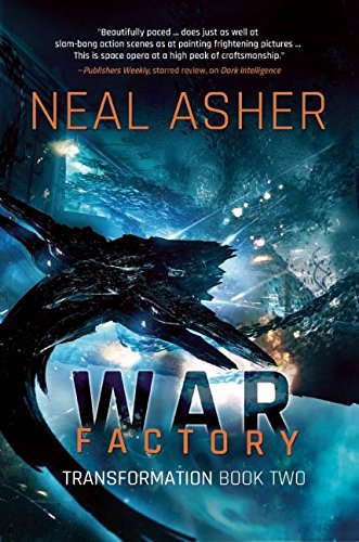 Rise Black Tiger (War Factory: Transformation Book Two)