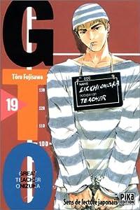 GTO : Great Teacher Onizuka Edition simple Tome 19