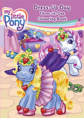 Colouring Book (My Little Pony S.) ()