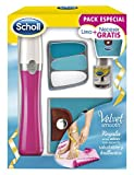 Scholl Velvet Smooth - Lima elettronica per unghie Lima Pink + NECESER