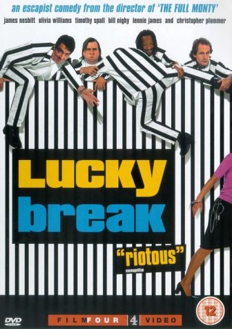 Lucky Break  DVD   2001