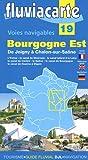 Les voies navigables de la Bourgogne Est - De Joigny à Chalon-sur-Saône