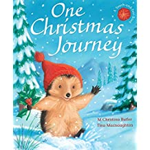 One Christmas Journey (Little Hedgehog (13))