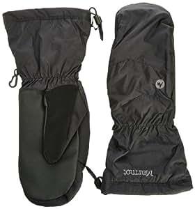 Marmot Men's PreCip Shell Mitt Glove - Black, Small