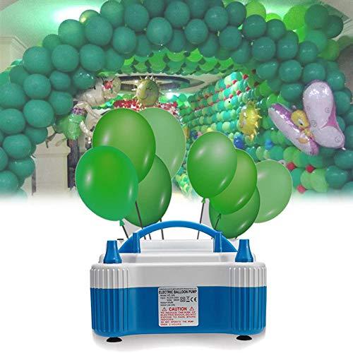 r elektrischer Ballon-Inflator - Ballon-Pumpen-Gebläse für Partei-Hochzeitstag-Dekoration ()