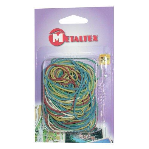 Metaltex 295325 Gummibänder 3 Größen
