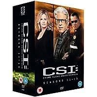 CSI: Crime Scene Investigation - Seasons 11-15