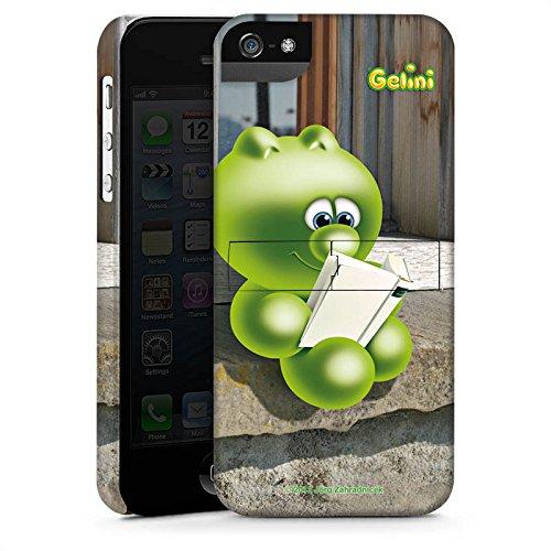 Apple iPhone X Silikon Hülle Case Schutzhülle Gelini Gummibärchen Grün Premium Case StandUp