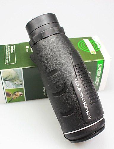 Fernrohr Luxun 30 50mm mm monokulare BAK4 Witterungsbeständig # # Zentral Fokussierung Multi-beschichtet Allgemein verwenden Normal Schwarzweiß