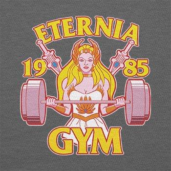 Texlab–She Fitness 1985–sacchetto di stoffa Grau