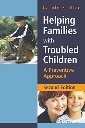 Helping Families with Troubled: A Preventive Approach