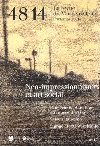 Revue musee d'Orsay numero 12