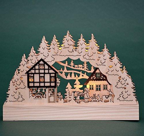led-parabel-candelabro-mygermanstore-casa-de-la-navidad-de-arco-alrededor-de-madera-de-23-cm-de-anch