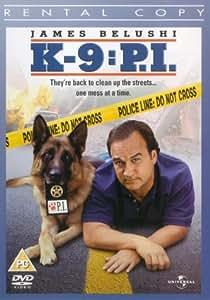 K-9: P.I. [DVD] [2002]