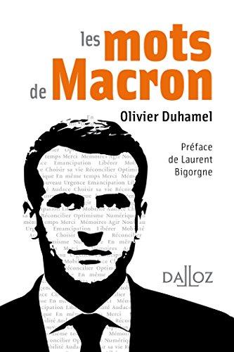 Les Mots De Macron - Nouveauté