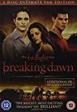 The twilight saga breaking dawn. 2 disc ultimate fan edition