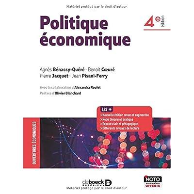 Politique économique