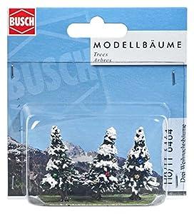 Busch 6464-3Varios neite Árboles de Navidad, Vehículo