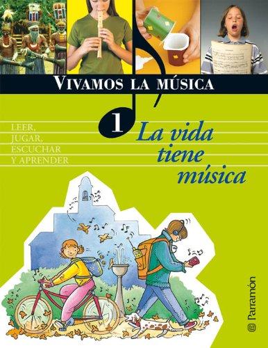 VIVAMOS LA MUSICA (4 TOMOS) + 2 Cds (Vivamos la música) por Roser Cabacés