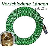 Saugschlauch Set für Elektropumpen * HIER * in 4m, 7m, 12m, 20m (** z.B. 12m **)